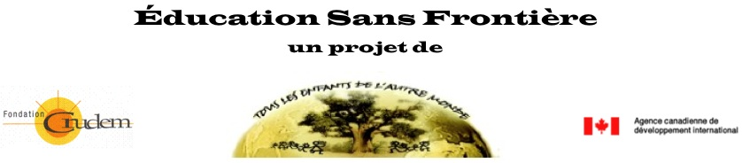 Logo Education Sans Frontieres